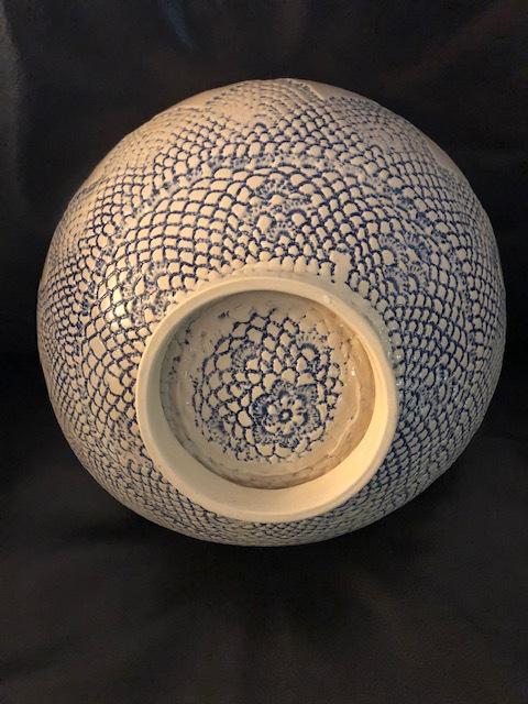 Bowl #2 Grandmas Fruit Bowl by Emily Pavlik