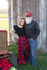 Carl and Dee Dee Grooms